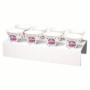 sno cone cup tray 8 hole