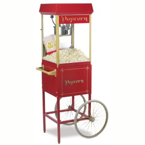 2408 8oz fun pop with cart