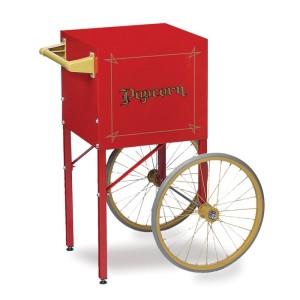 popcorn cart red 2649CR